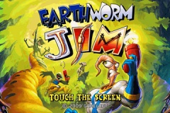 Новый Earthworm Jim?