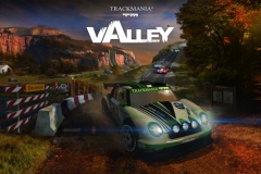 TrackMania 2 Valley - трейлер