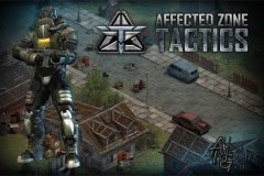 Тяжелое подкрепление в Affected Zone Tactics